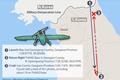 北韩无人机行踪分析结果