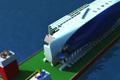 Le processus de renflouage du ferry Sewol
