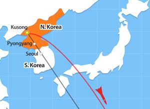 Pyongyang menace de tirer des missiles balistiques pour encercler des bases aériennes américaines à Guam