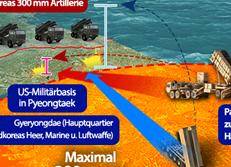 THAAD-Batterie wird im Landkreis Seongju stationiert