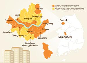 Maßnahmen für stabilen Wohnungsmarkt