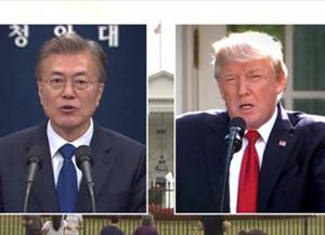 Jadwal Kunjungan Presiden Moon Jae-in di AS