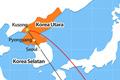 Korea Utara Mengancam akan Meluncurkan Rudal Balistik untuk Menyerang Pangkalan Udara AS di Guam