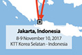 Presiden Moon Memulai Tur ke Asia Tenggara