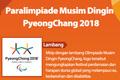 Paralimpiade Musim Dingin  PyeongChang 2018