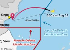 Полет северокорейской БРПЛ