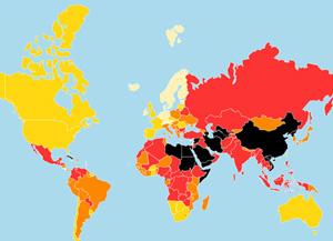 РК поднялась на семь строчек в рейтинге свободы прессы