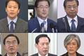 Президента РК Мун Чжэ Ина на межкорейском саммите сопровождают 6 человек