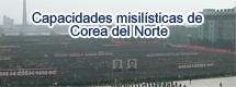 Capacidades misilísticas de Corea del Norte