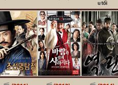 Những bộ phim cổ trang lấy bối cảnh thời vua Jeongjo của triều đại Joseon