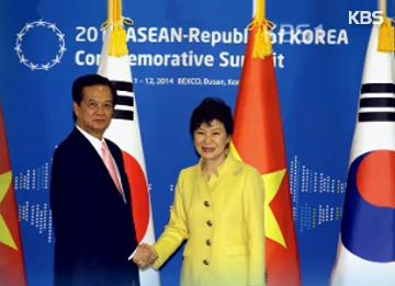 Suscripción del TLC Corea del Sur-Vietnam