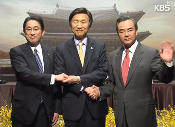 KTT Korsel, Cina, dan Jepang