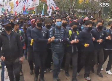 Ruling Party Proposes Anti-Mask Bill