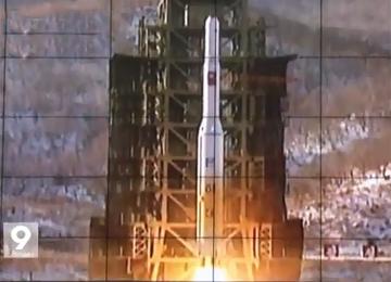 Peluncuran Misil Jarak Jauh Korea Utara