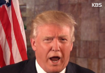 Donald Trump, candidato republicano a la Casa Blanca