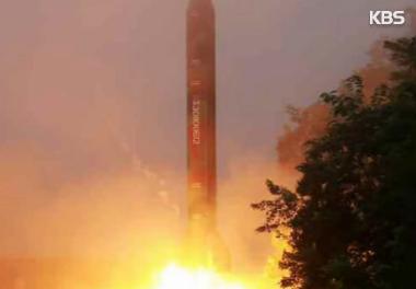 Nuevo lanzamiento de misiles balísticos norcoreanos