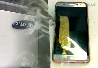 Samsung ngừng sản xuất điện thoại Galaxy Note 7