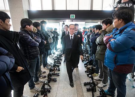 Firma del acuerdo de información militar entre Seúl y Tokio