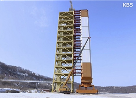 Ракетный пуск Пхеньяна