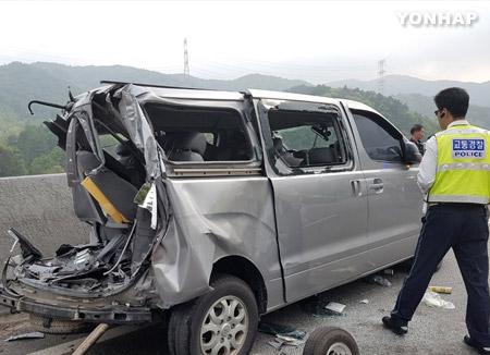 교통사고 사망률과 암 사망률