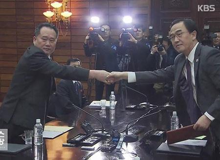 Межкорейский саммит состоится 27 апреля