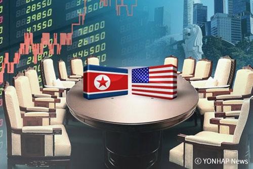 Le sommet Kim-Trump suscite l'espoir des milieux économiques
