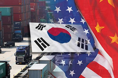 美中贸易战升温 韩国政府制定对策