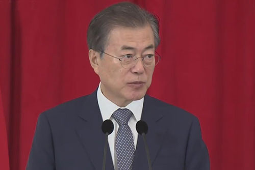Tổng thống Moon Jae-in thăm chính thức Ấn Độ, Singapore