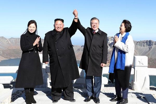 Gemeinsame Erklärung beim Korea-Gipfel unterzeichnet