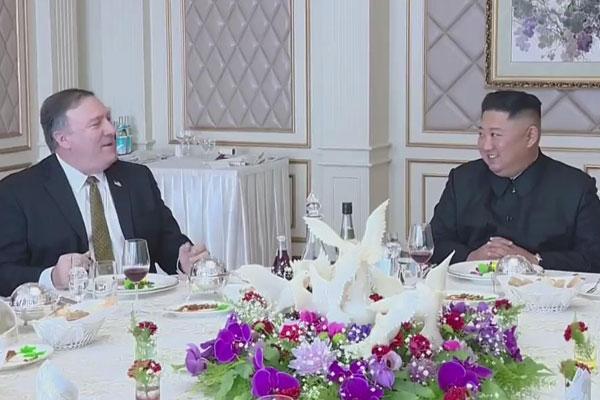 Mike Pompeo a effectué sa 4e visite à Pyongyang