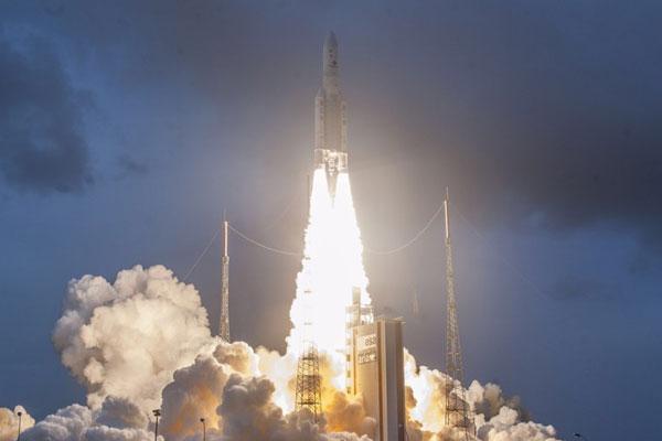 Le satellite météorologique Chollian-2A a été lancé avec succès
