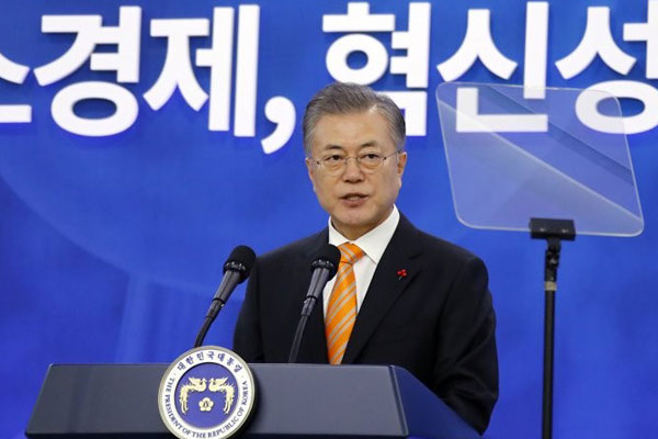 Moon Declares Move Toward Hydrogen Economy