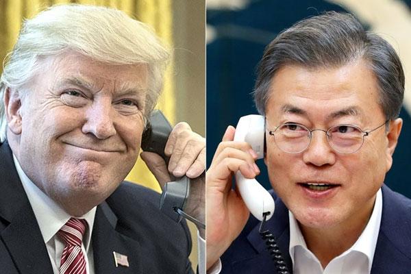 Präsident Moon bietet Nordkorea wirtschaftliche Kooperation an