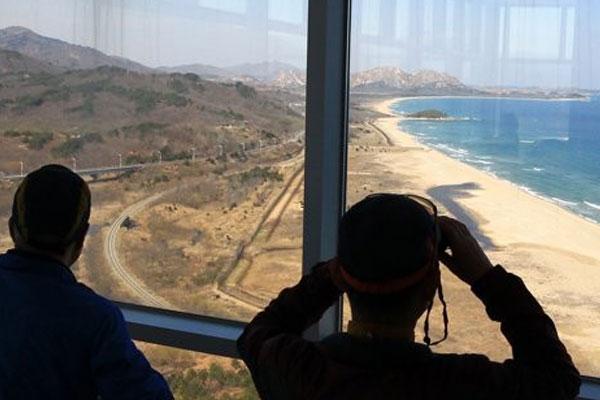 Südkorea öffnet DMZ-Friedenswege