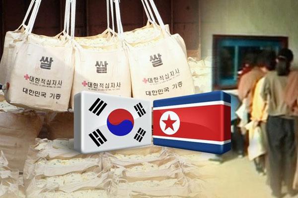 Séoul officialise son plan d'aide alimentaire pour la Corée du Nord