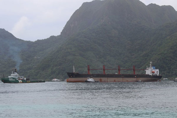 N. Korea, US Collide over Impounded Cargo Ship amid Sanctions Dispute