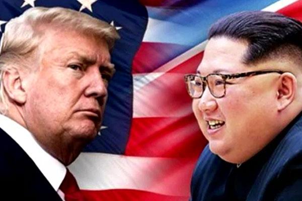 دبلوماسية رسالة شخصية بين ترامب وكيم جونغ أون