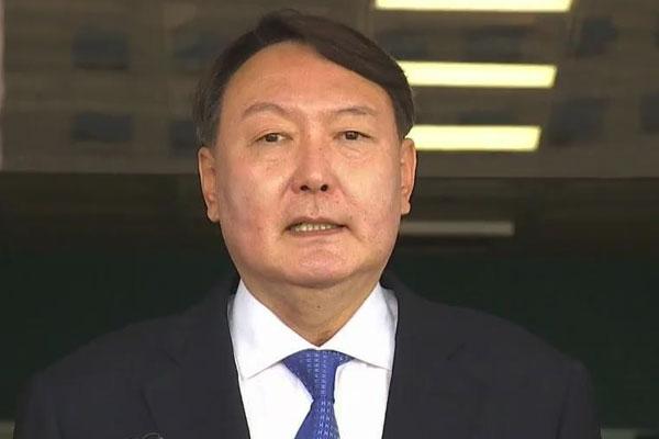 Yoon Seok-yeol a été désigné pour occuper le poste de procureur général