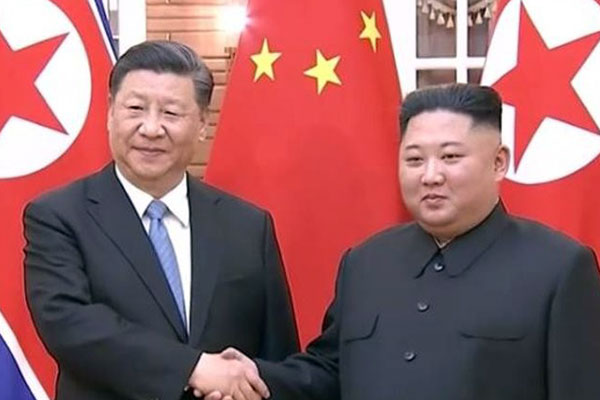 N. Korea, China Vow to Further Develop Bilateral Ties