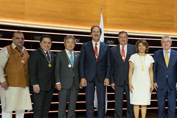 El COI incluye otro integrante coreano