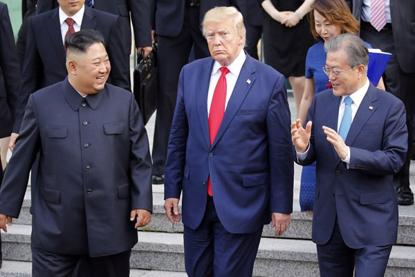 Arah Dialog antara Korut dan AS Sesudah Pertemuan Mereka di Panmunjeom