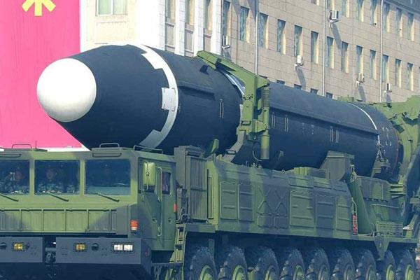 L'USFK rapporte que le territoire américain est à la portée d'un ICBM nord-coréen