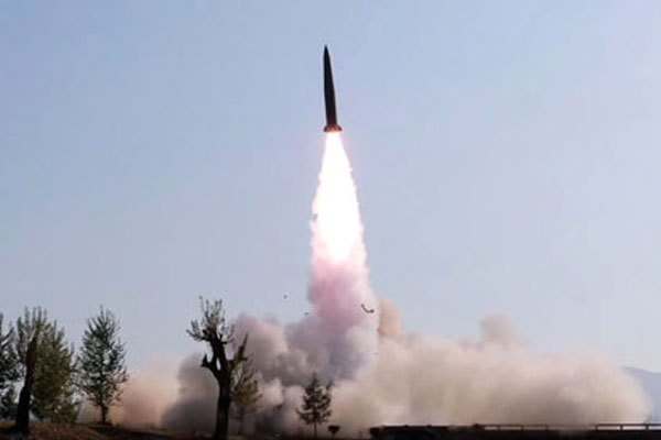N. Korea Fires Two Missiles Amid Denuclearization Stalemate