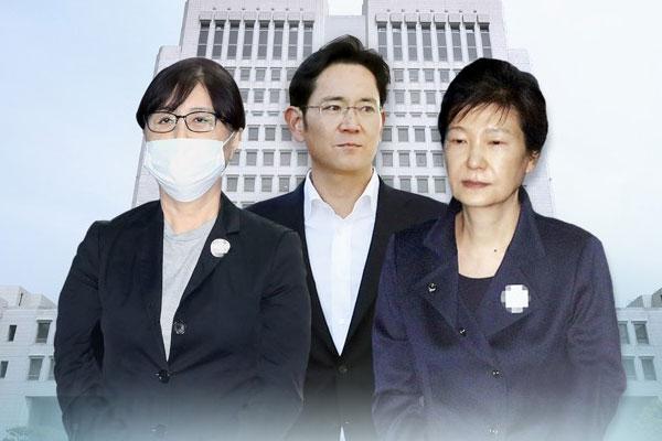 朴槿恵前大統領の実刑を破棄、大法院が審理差し戻し
