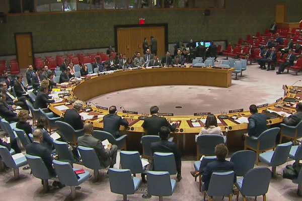 European members of the UNSC respond to North Korea's SLBM Launch