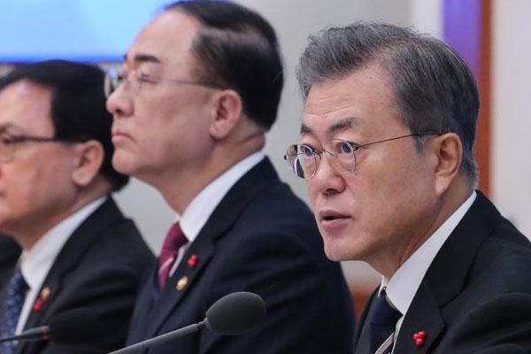 Tổng thống đích thân chủ trì Hội nghị Bộ trưởng Kinh tế