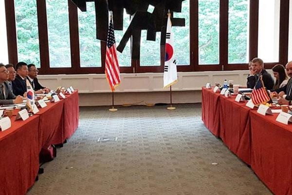 Washington demande à Séoul une plus grande contribution pour les coûts de défense conjointe