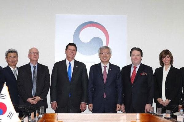 Đối thoại kinh tế cấp cao Hàn-Mỹ