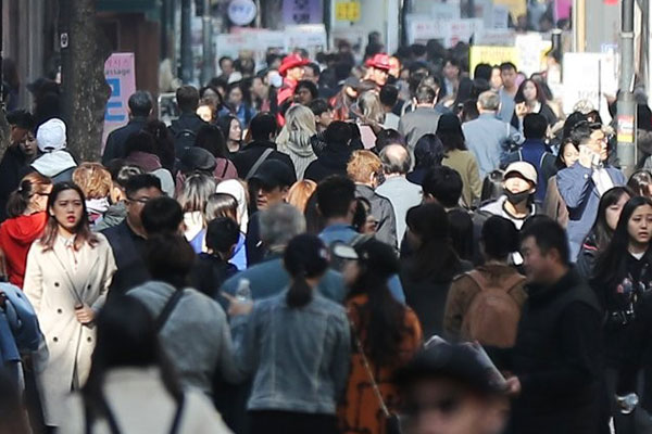 S. Korea to Reduce Standing Army amid Population Decline