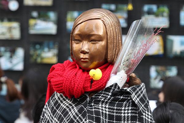 慰安妇受害者诉日本政府索赔案开庭